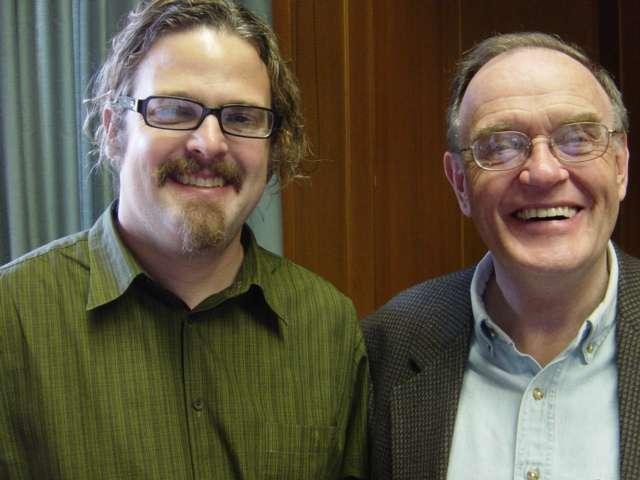 Ryan Bolger & Eddie Gibbs